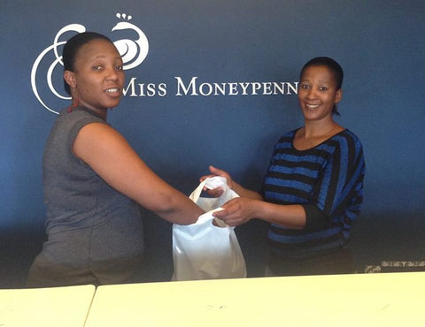 MISS MONEYPENNY COMPETITION WINNERS