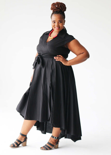 Summer Betty Dress - Black