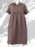Texas Dress - grey