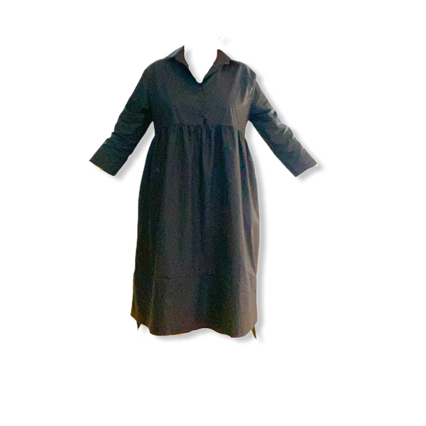 Texas dress - black