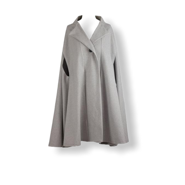 Kathy Coat - light grey