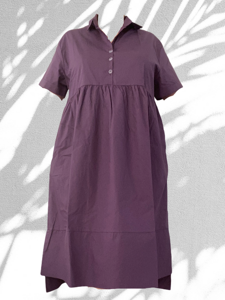 Texas Dress - Purple