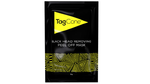 Tagcone Blackhead Removing Peel Off Mud Mask Strips 6g
