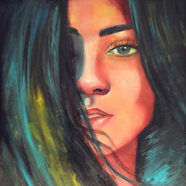 expressive-abstract-portrait-by-artist-kokil-sharma