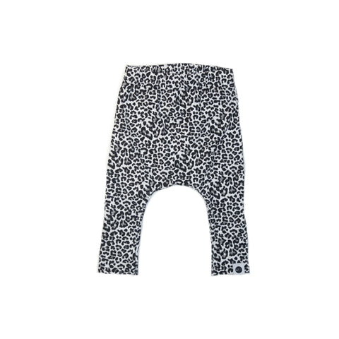 Leopard Ultra Drop Crotch Skinnies - Wild World Clothing