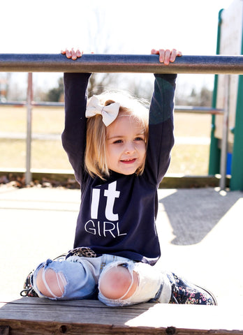 It Girl Long Sleeve
