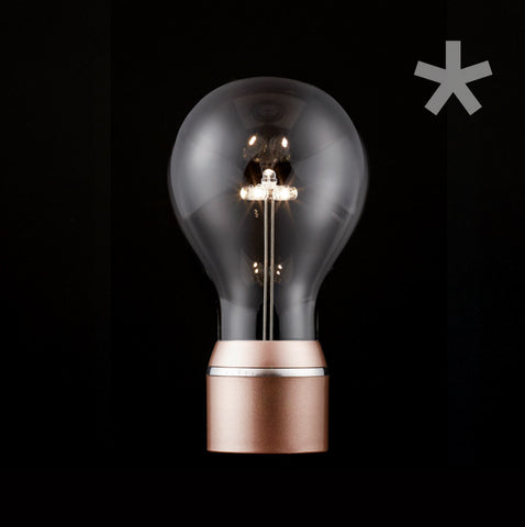 Single Bulb - Copper