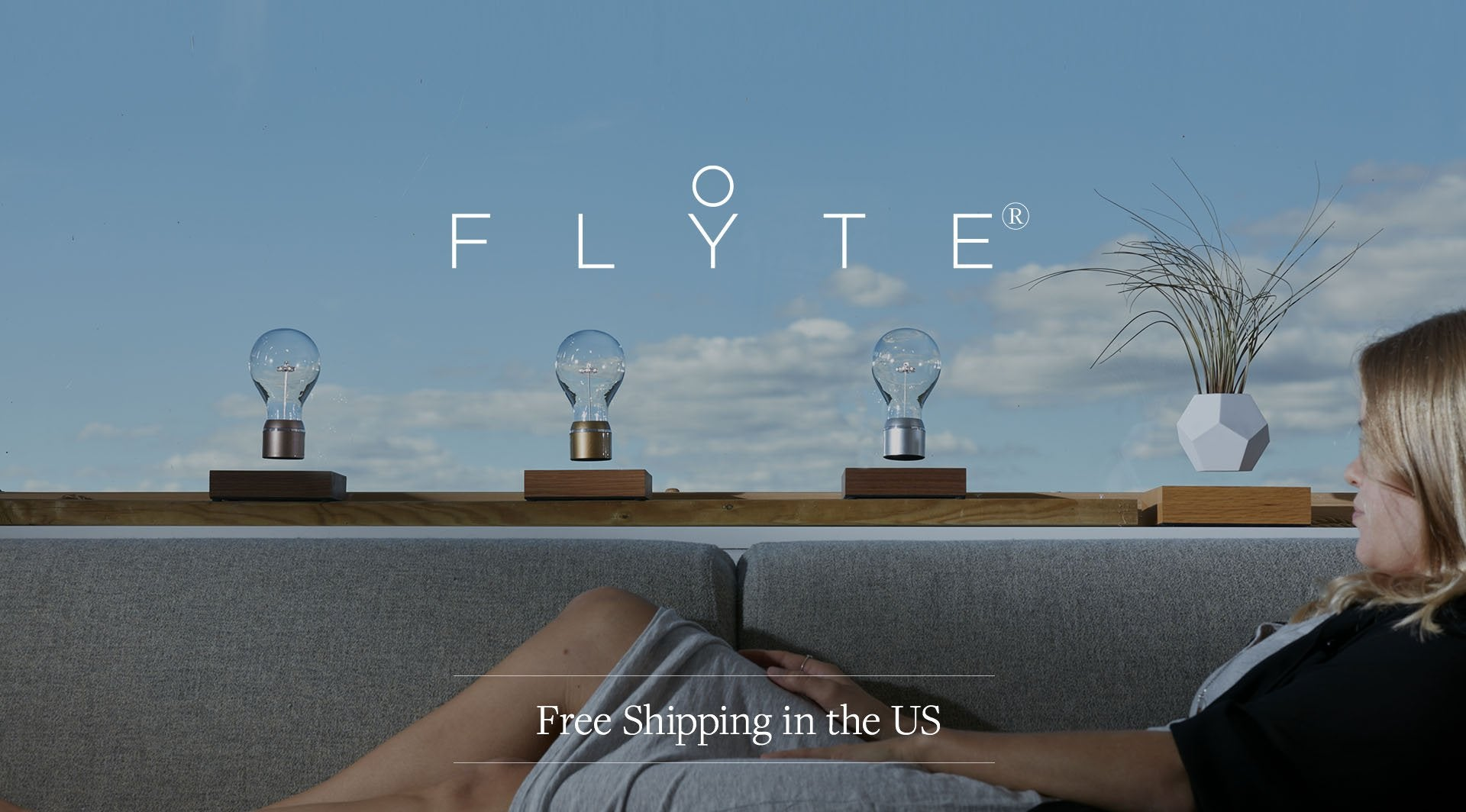 Flyte -free shipping in the US