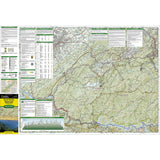 Great Smoky Mountains National Park, TN - National Geographic Map
