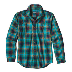 M's Long Sleeve Pima Cotton Shirt