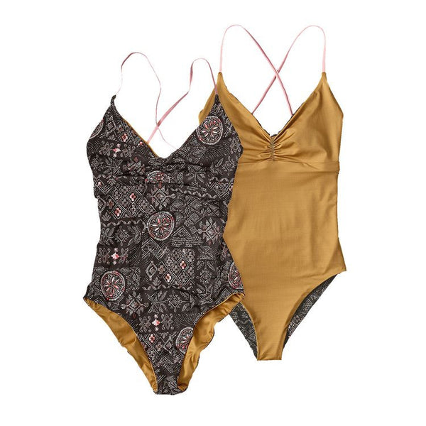 W's One Piece Kupala Reversible Swimsuit