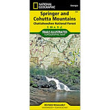 SPRINGER & COHUTTA MOUNTAINS - CHATTAHOOCHEE NF