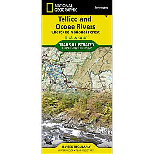 Tellico and Ocoee Rivers