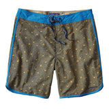 M's Scallop Hem Wavefarer Board Shorts - 18""