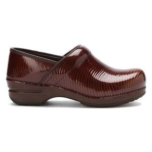 Women's Pro XP Brown Swirl Patent Shoe