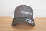 Cumberland Transit Logo Technical Trucker Hat