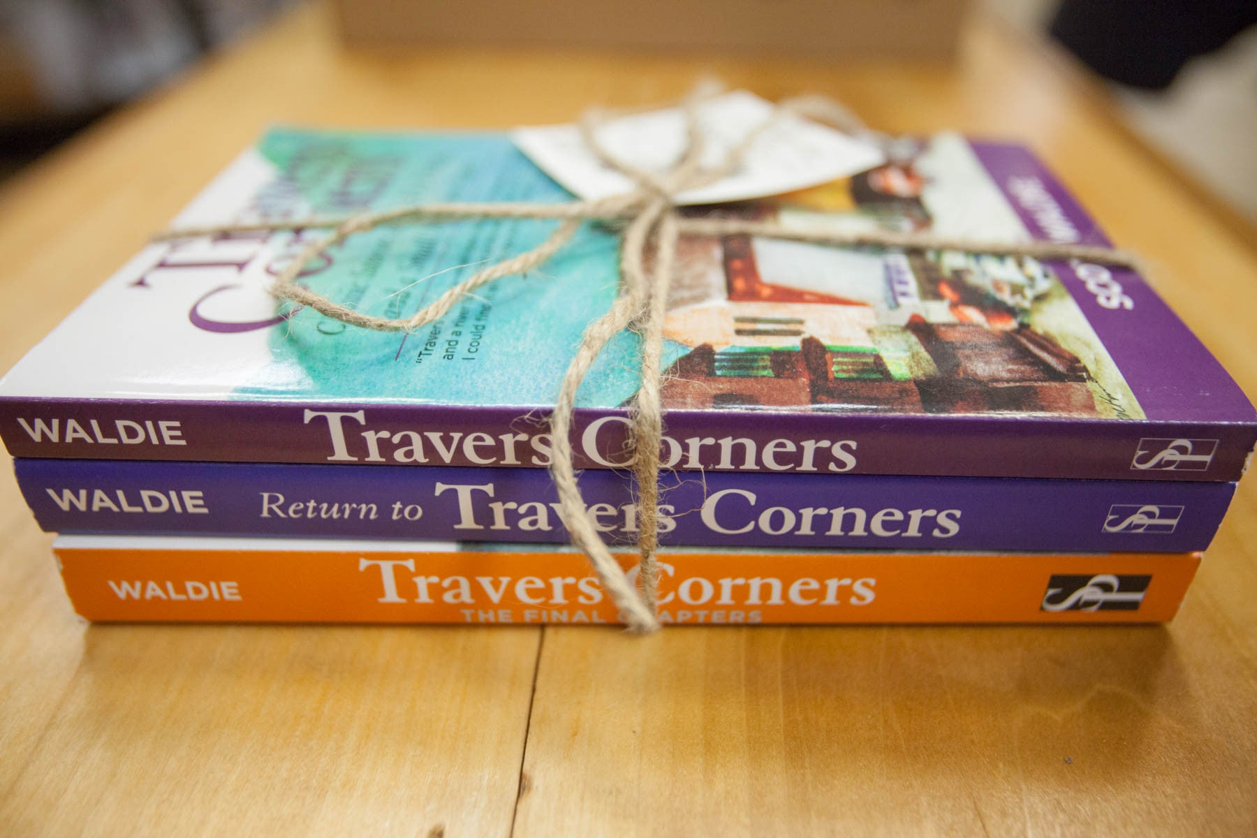 Traverse Corners Book Series (3)