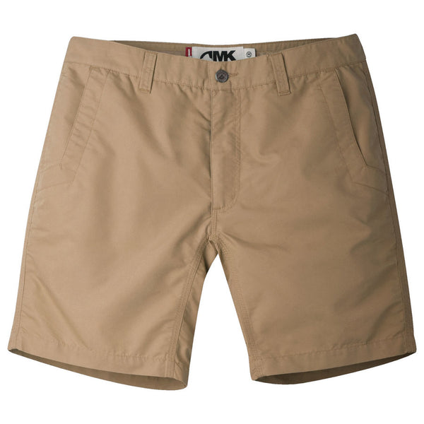 M's Slim Fit Poplin Short - 8""
