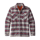 M's Insulated Fjord Flannel Jacket