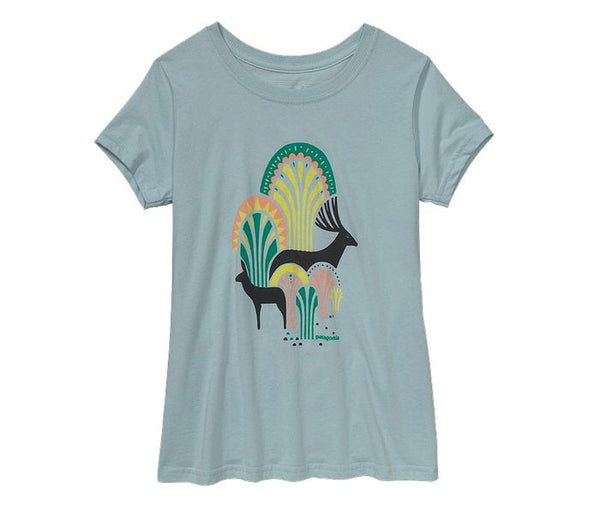 Girls Huemul Friends T-Shirt