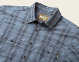 Aransas Short Sleeve Avery Plaid Shirt