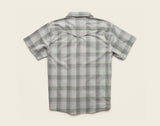 H Bar B Tech Shirt - Devil's Plaid