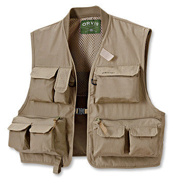 Clearwater Vest - Tan