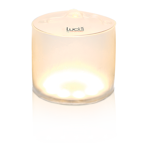 LUCI LUX INFLATABLE SOLAR LANTERN