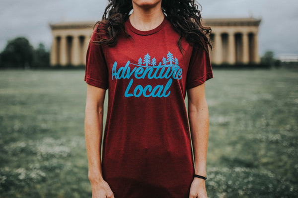 Adventure Local T-shirt
