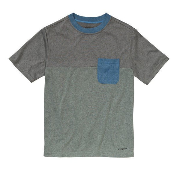 Boys Polarized Colorblock Tee
