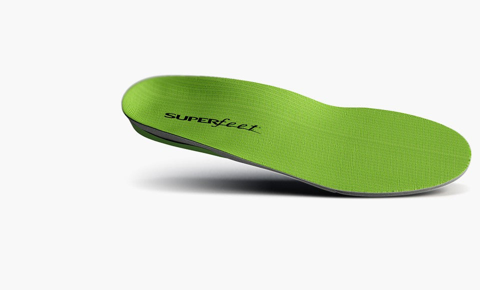 GREEN Superfeet Insole