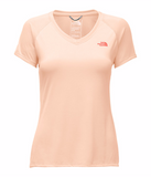 W's Short-Sleeve Reaxion Amp V-Neck Tee