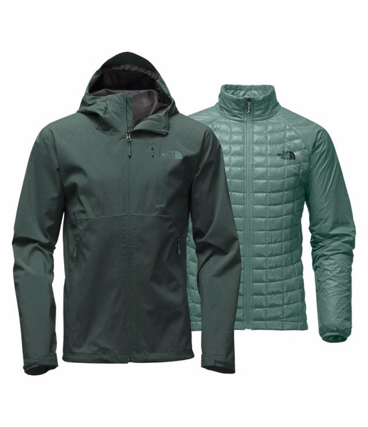 M's Thermoball Triclimate Jacket
