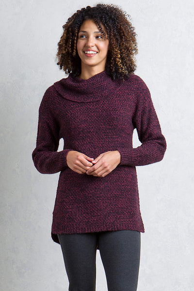 W's Sylvia Cowl Neck Top