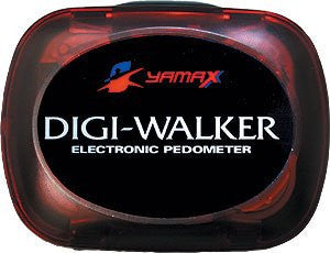 Yamax SW-650 Digi-Walker Multi-Function Pedometer Red SW-650/651CR