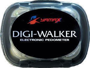 Yamax SW-200 Digi-Walker Step Pedometer Smoke SW-200CS