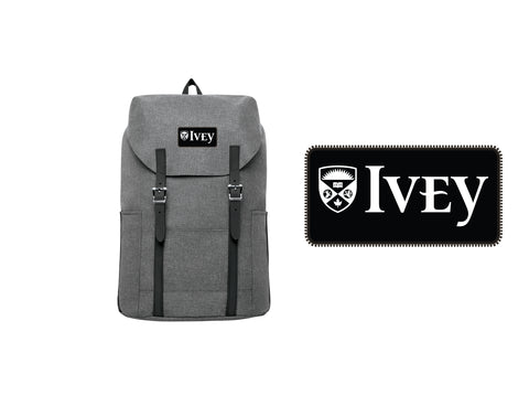Ivey Nomad Flip-Top Backpack