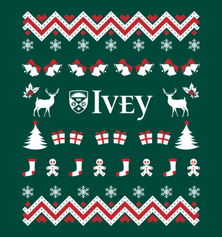 Holiday Ivey Ugly Christmas Sweater