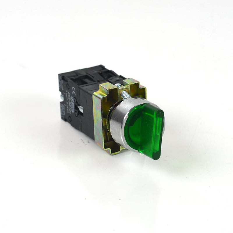Green LED Toggle LED 3-way Switch