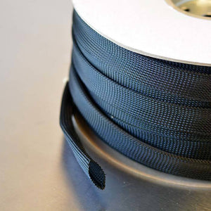 1 In Fray Resistant Braided Sleeving