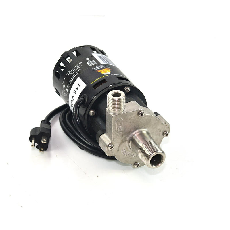 Chugger Center Inlet Brew Pump