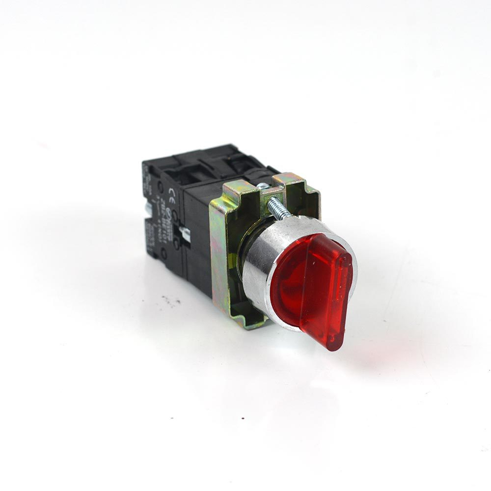 Red LED Toggle LED 3-way Switch