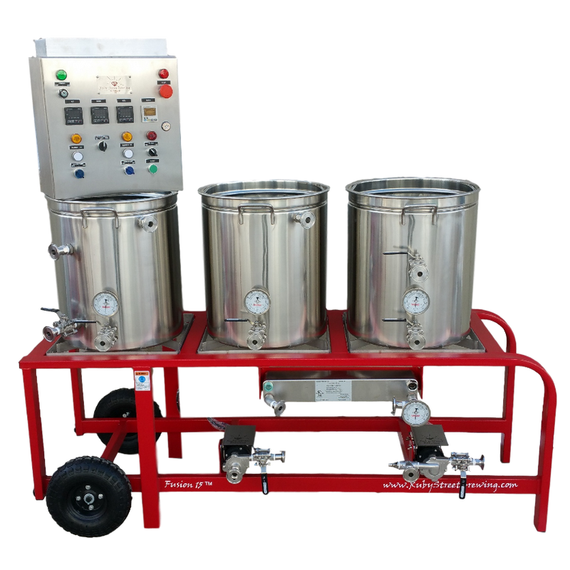 Ruby Street Fusion 15 Brewing System (Electric)