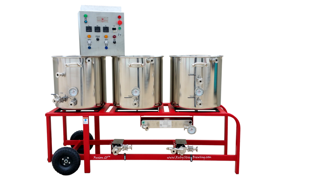 Ruby Street Fusion 25 Brewing System (Electric)