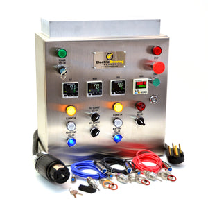 50a PID Control Panel, 2 elements, Scratch and Dent Special