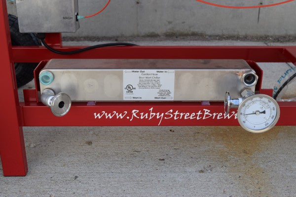 Ruby Street - Add Plate Chiller