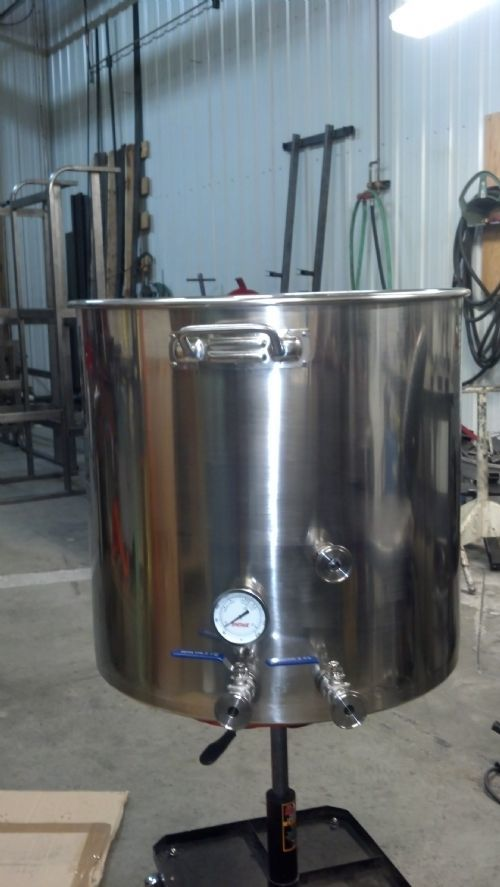 Ruby Street Fusion 15 Brewing System (Propane)