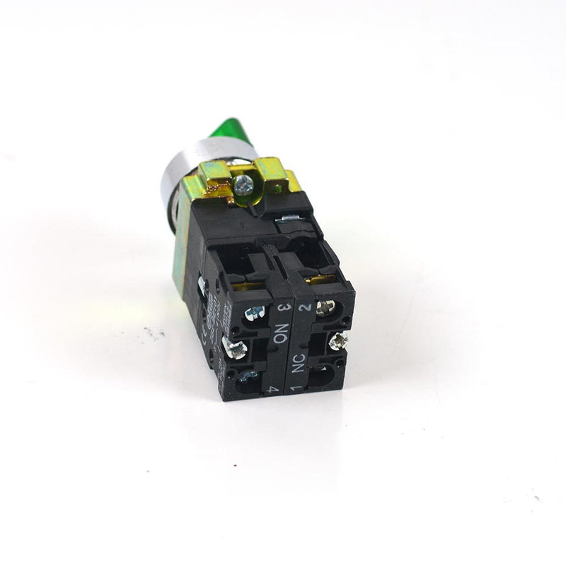 Green LED Toggle LED 2-way Switch
