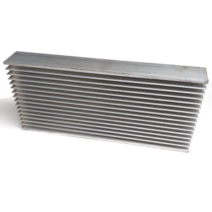 Tapped Large Heat sink