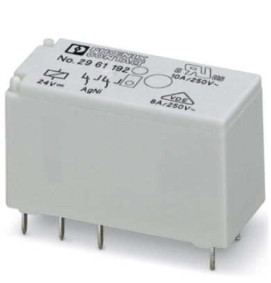 Phoenix Contact Relay - REL-MR-24DC/21-21 - 24vdc